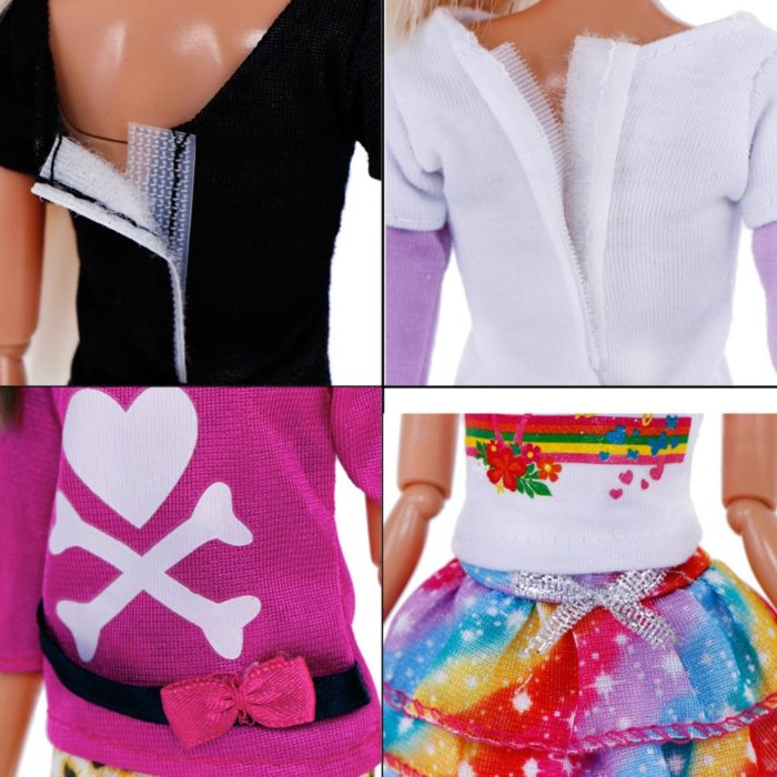 Doll Clothes Fashionable Dress