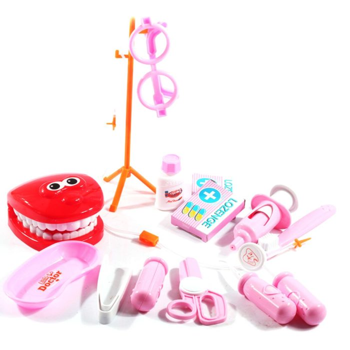 Doctor Set Toy Learning Kit