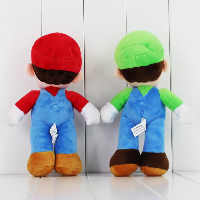 Super Mario Plush Stuffed Doll