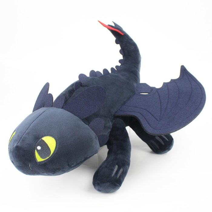 Toothless Plush HTTYD Toy Collectible