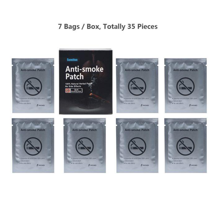 Nicotine Patch 35PC Anti-Smoking Aid