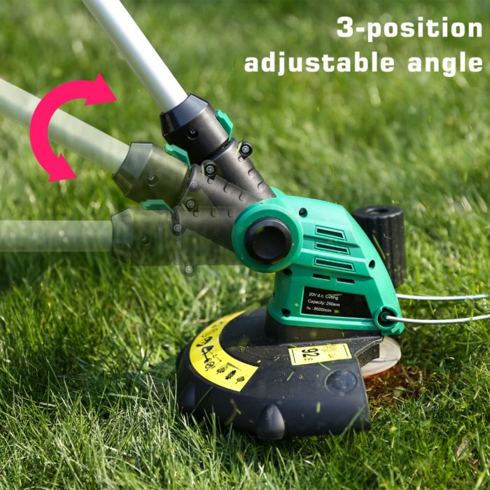 Grass Trimmer Cordless Weed Whacker