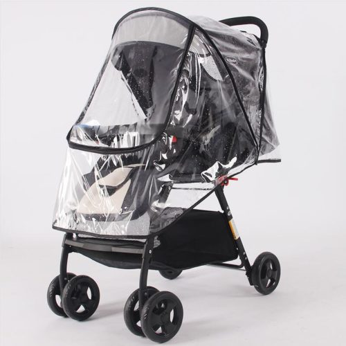 Stroller Rain Cover Waterproof Shield