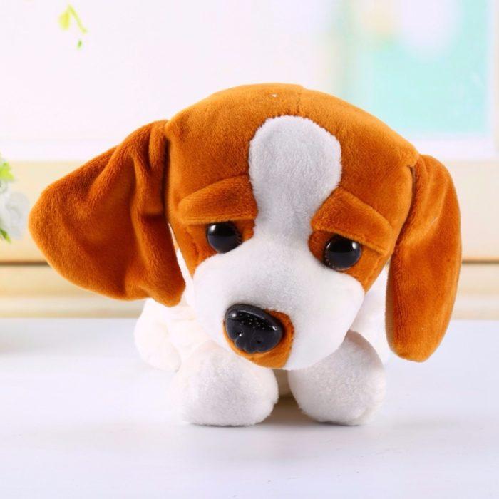 Robot Dog Toy Sound Control Novelty