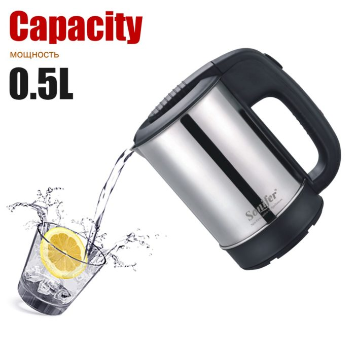 Stainless Steel Kettle Electric Water Pot