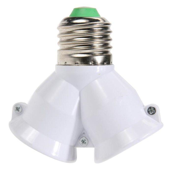 Light Bulb Socket Splitter