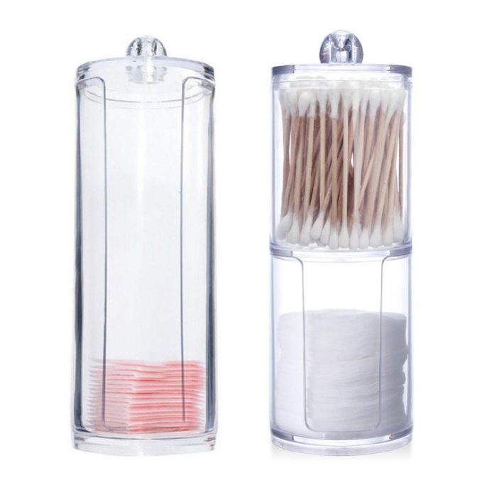 Makeup Containers Acrylic Organizer