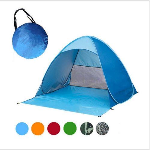 Pop Up Beach Tent Ultralight Sun Shade
