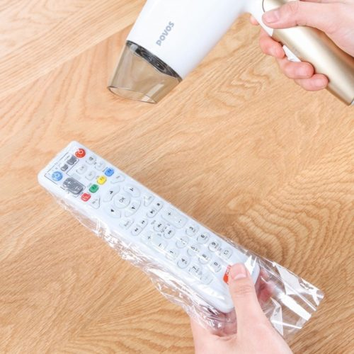 Shrink Film Remote Control Protector