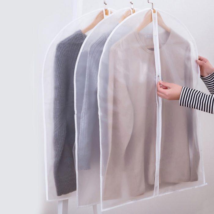 Suit Carrier Garment Organizer