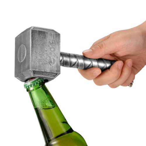 Church Key Thor Mjolnir Bottle Opener