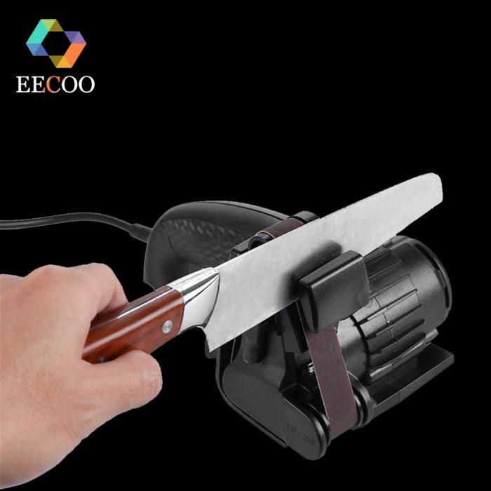 Electric Knife Sharpener Kitchen Tool