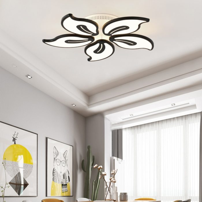 LED Chandelier Dimmable Lights