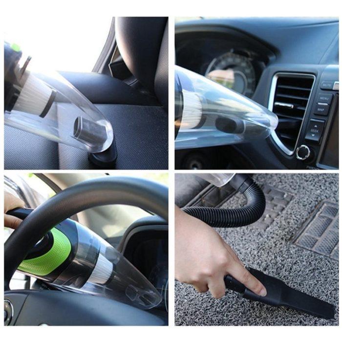 Cordless Handheld Vacuum Car Cleaner