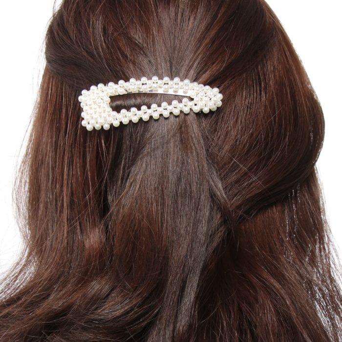 Bridal Hair Pieces Pearl Designs