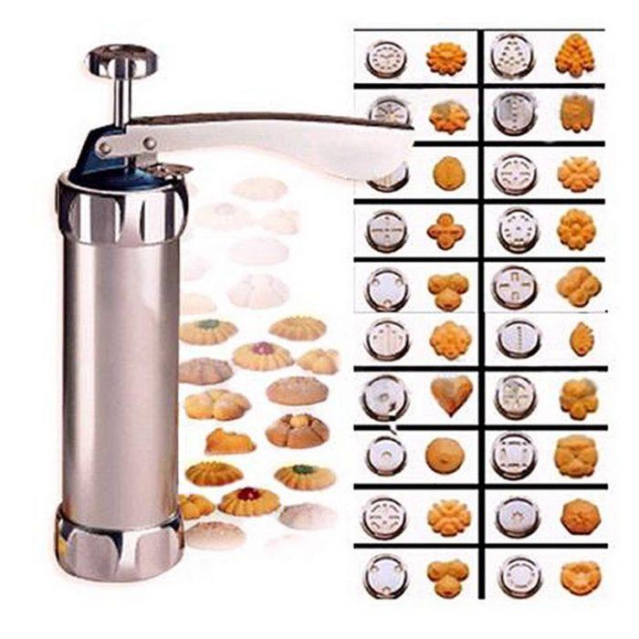 Cookie Press 25 PC Baking Tool Set