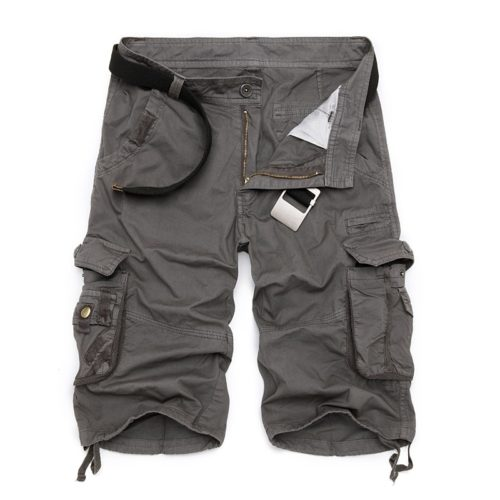 Cargo Shorts Men's Cool Apparel
