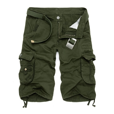 Cargo Shorts Men's Cool Apparel