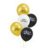 Happy Birthday Balloons Party Decoration