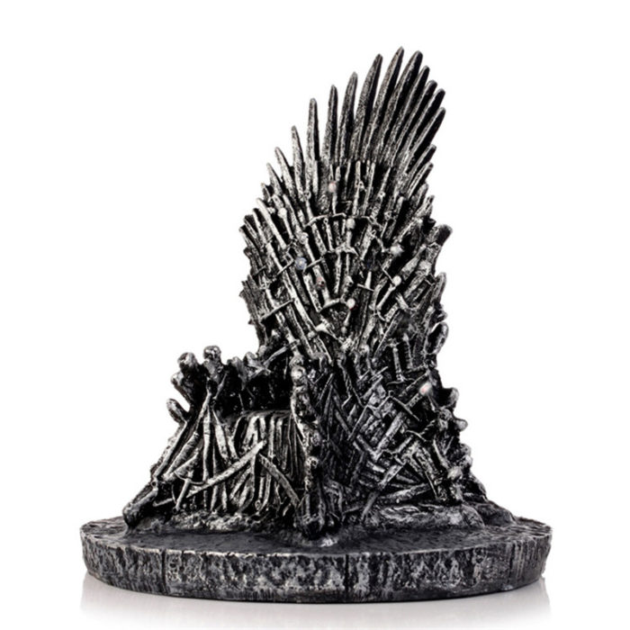 Game Of Thrones Figures Iron Throne