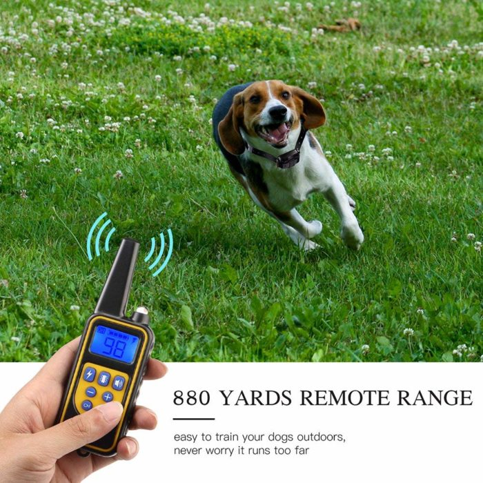 Dog Training Collars Remote-Controlled