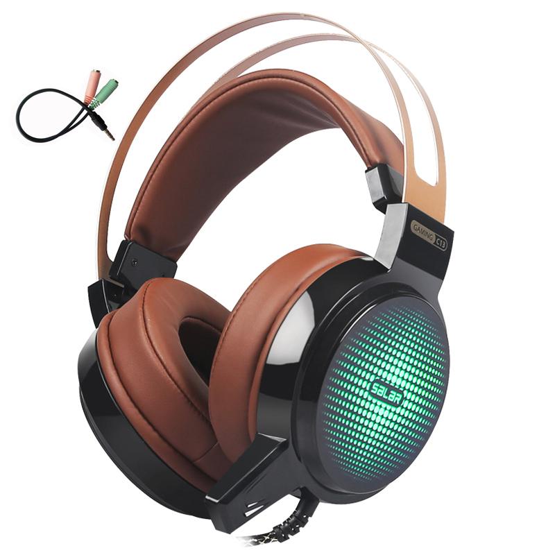 Good Gaming Headset Computer Headphone
