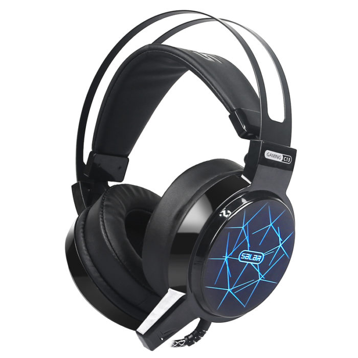 Good Gaming Headset Computer Headphone