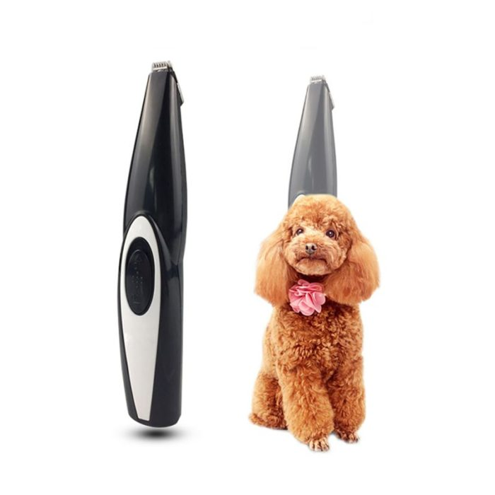 Dog Grooming Clippers Rechargeable Tool