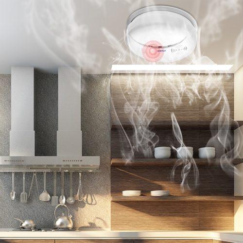 Smoke Carbon Monoxide Detector Sensor