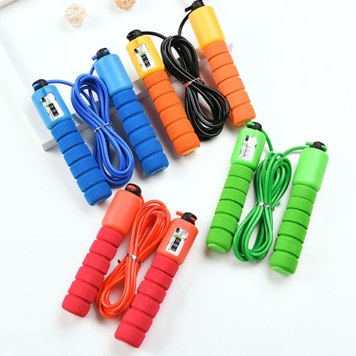 Speed Rope with Counter Adjustable