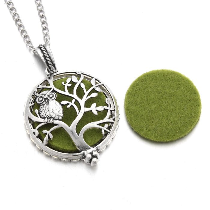 Diffuser Necklace Ladies Jewelry