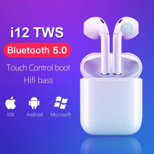 Cordless Headphones Mini Bluetooth Headset