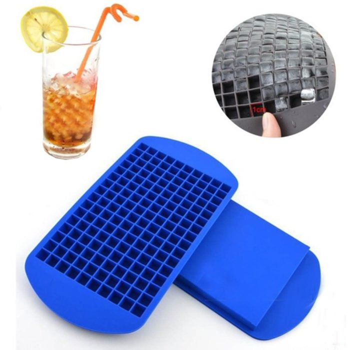 Ice Tray Cube Shape Maker