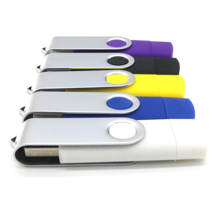 OTG Pendrive Convenient File Transfer