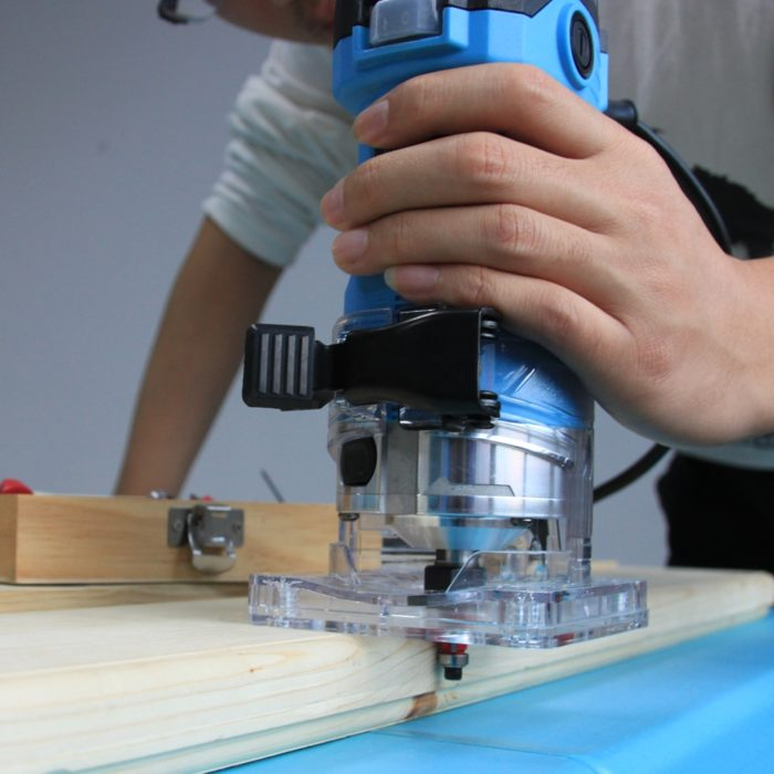 Wood Router Woodworking Power Tool