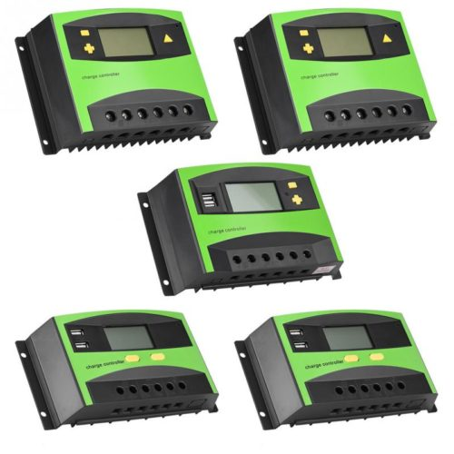 Charge Controller Solar Regulators
