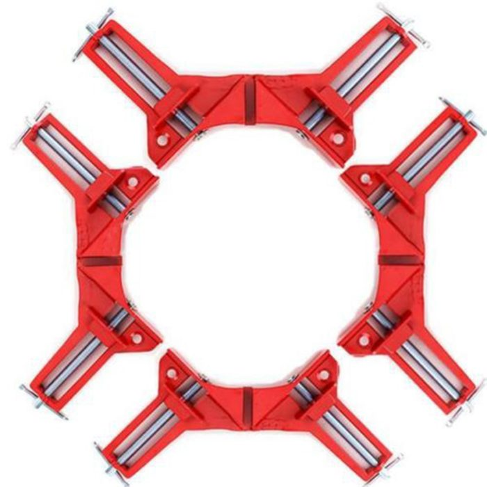 Corner Clamps 4PC Woodworking Set