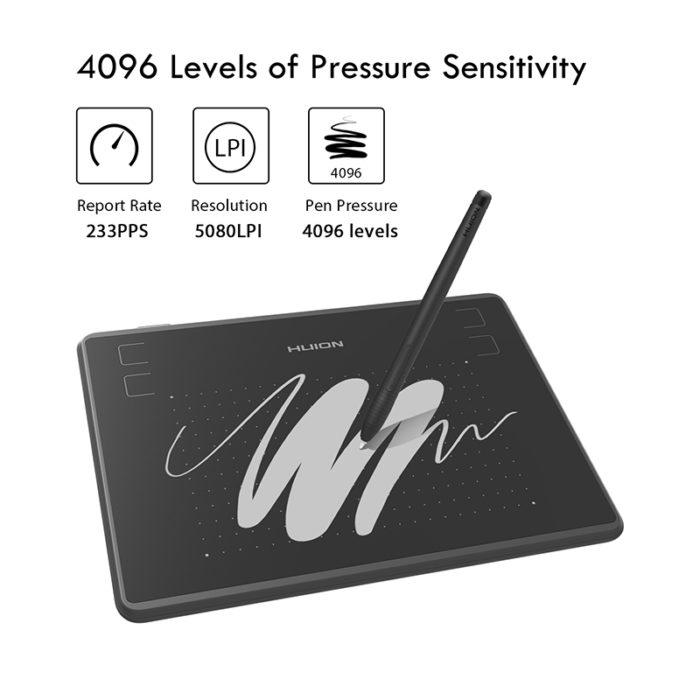 Digital Art Tablet Graphic Writing Pad