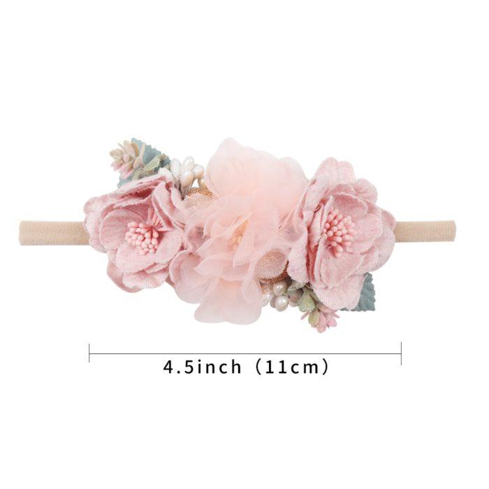 Flower Hair Accessories Head Bands