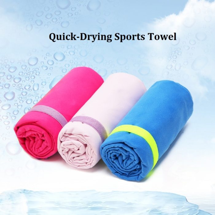 Quick Dry Towels Microfiber Fabric