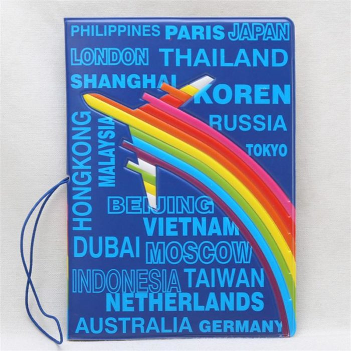 Passport Holder Cool Document Protector