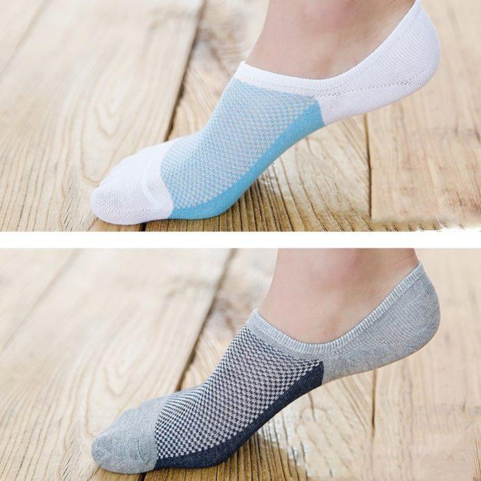 Invisible Socks Non Slip Foot Cover