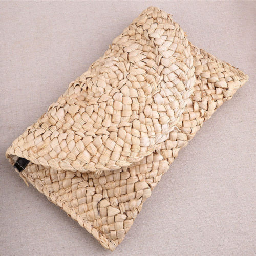 Clutches for Women Woven Bags