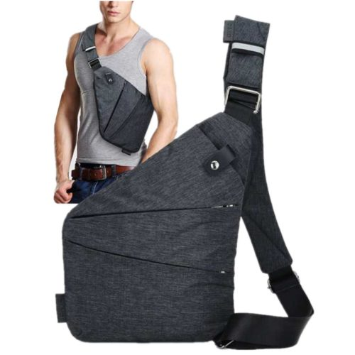 Chest Bag Men's Crossbody Gear