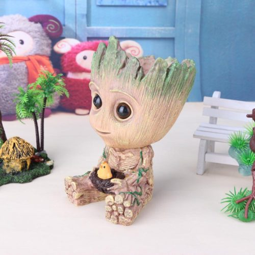 Groot Plant Pot Garden Decor