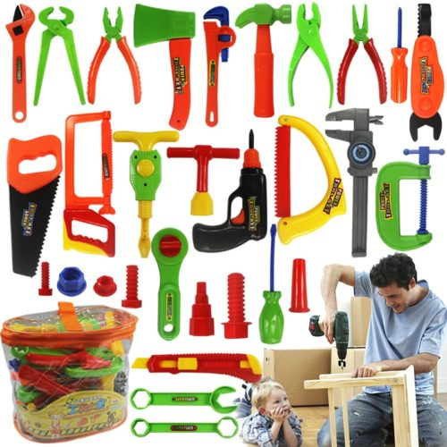 Toy Tools Kids Boys Pretend Play