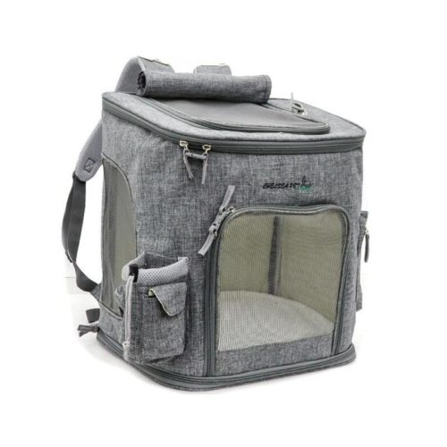 Pet Carrier Backpack Large Capacity Bag