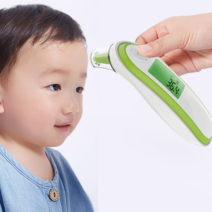 Ear Thermometer Infrared Medical Equipment