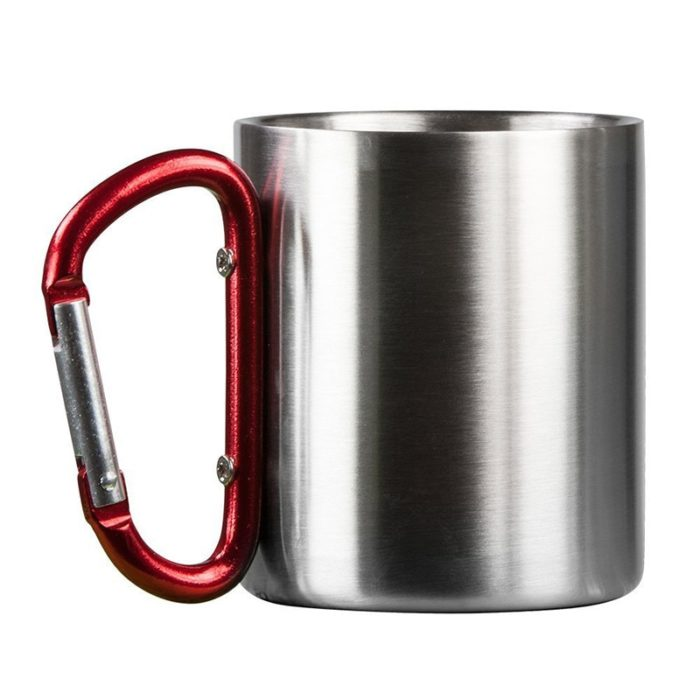 Camping Mugs With Hook Handle