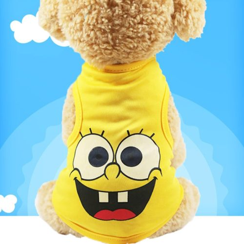 Puppy Clothes Soft Cotton Clothing